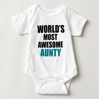 Most awesome aunty tshirts