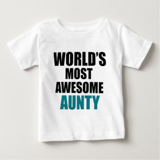Most awesome aunty t-shirts