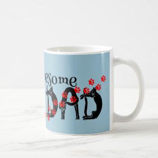 Most Awesome Cat Dad! Coffee Mug
