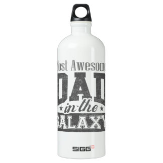 Most Awesome Dad In The Galaxy SIGG Traveler 1.0L Water Bottle