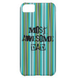 Most Awesome Dad Iphone 5 Case