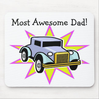 Most Awesome Dad! - Mousepad