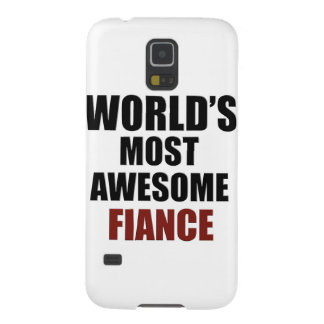Most awesome Fiance Galaxy S5 Case