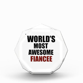 Most awesome Fiancée Award