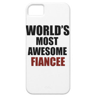 Most awesome Fiancée iPhone 5 Cover