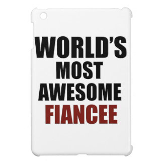 Most awesome Fiancée iPad Mini Case