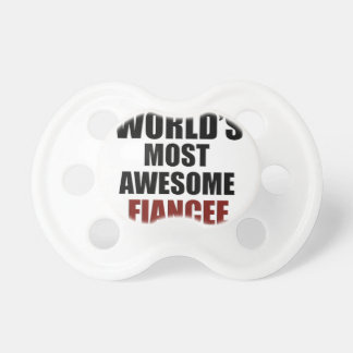 Most awesome Fiancée BooginHead Pacifier