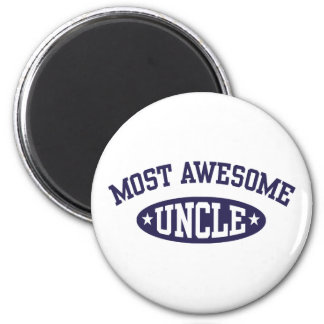 Most Awesome Uncle Magnets