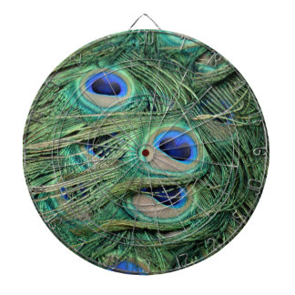 Most Beautiful Peacock Feathers Bold Blue Eyes Dartboards