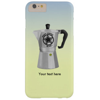 Most coffee wins desin for caffine lovers barely there iPhone 6 plus case