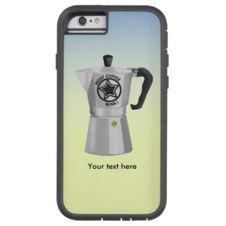 Most coffee wins desin for caffine lovers tough xtreme iPhone 6 case