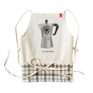 Most coffee wins desin for caffine lovers zazzle HEART apron
