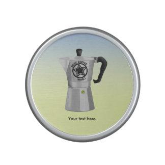 Most Coffee Wins Funny Espresso Maker Bluetooth Speaker