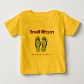 Most Comfortable Slippers Baby T-Shirt