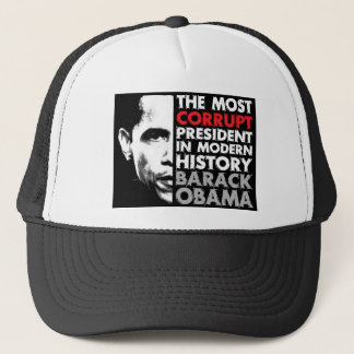 Most Corrupt President Trucker Hat