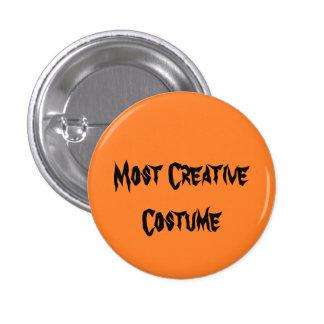 """""""Most Creative Costume"""" Button"""