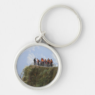 Most Dangerous Road  Bolivia Death Road to Coroico Keychain