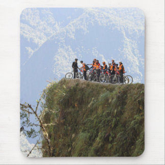 Most Dangerous Road  Bolivia Death Road to Coroico Mouse Pad