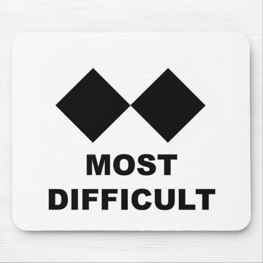 Most Difficult Mouse Pads