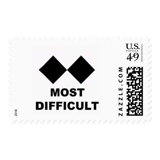 Most Difficult Stamp