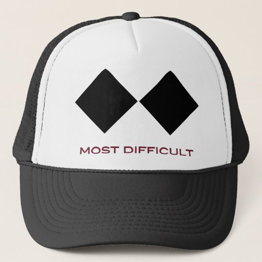 Most Difficult Trucker Hat