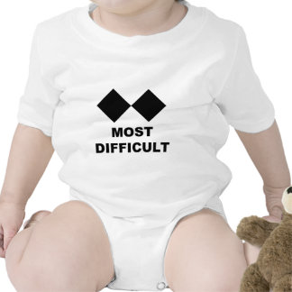 Most Difficult Baby Bodysuit