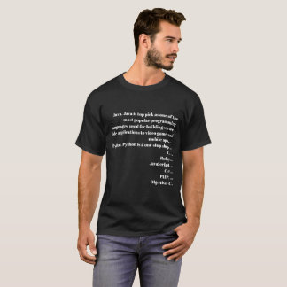 most essential coding T-Shirt