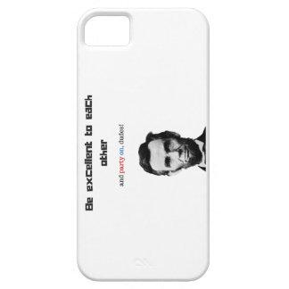 Most Excellent Advice iPhone SE/5/5s Case