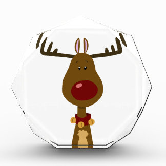 Most Famous Reindeer Award