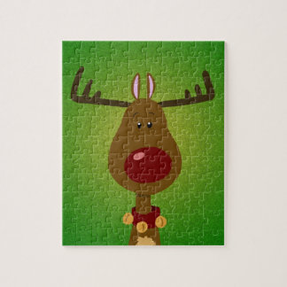 Most Famous Reindeer Jigsaw Puzzle