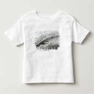 Most Gracious Majesty and Escort Leaving Toddler T-shirt
