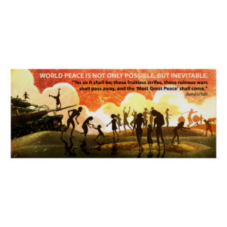 Most Great Peace Poster