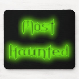 Most Haunted Mouse Pad