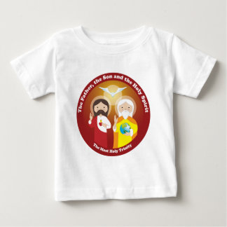 Most Holy Trinity Baby T-Shirt