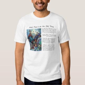 Most Holy Trinity Daily Prayer Shirt