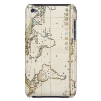 most important cultivated plants spread Districts iPod Touch Case