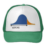 Most People are Morons Cap