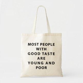 Most People. Bag