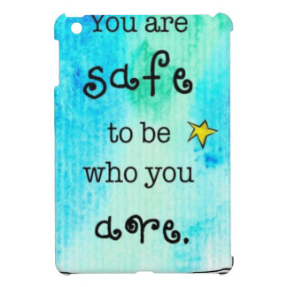 most popular cool quote to inspirational smile iPad mini case