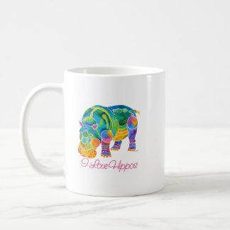 Most Popular I Love HIPPOS Coffee Mug