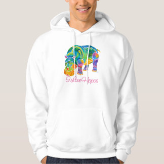 Most Popular I Love HIPPOS Hoodie