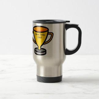 Most Ticks '65 15 Oz Stainless Steel Travel Mug
