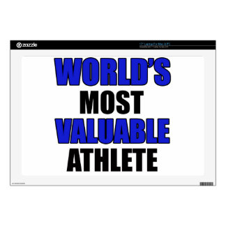most valuable Athlete Decal For Laptop