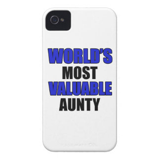 most valuable Aunty iPhone 4 Case