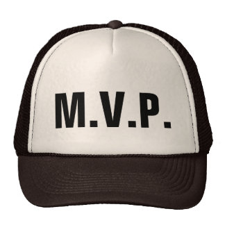 Most Valuable Player Trucker Hat