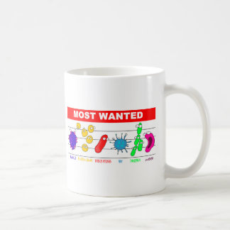 Most Wanted Coffee Mug
