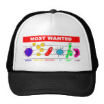 Most Wanted Trucker Hats