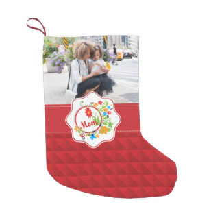 Mom Christmas Stockings & Mom Xmas Stocking Designs | Zazzle