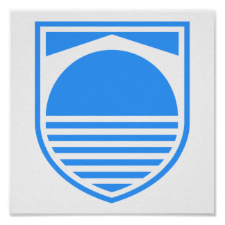Mostar Coat of Arms Poster