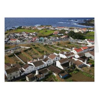 Mosteiros - Azores Card